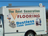 Next Generstion Flooring Box Truck